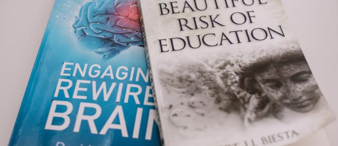 Traducción de libros sobre innovación educativa para editorial SM